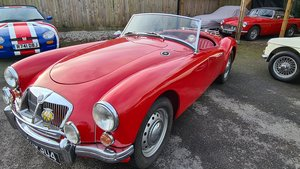 Picture of 1961 MGA 1600 MK2, UK Car,  5 speed For Sale