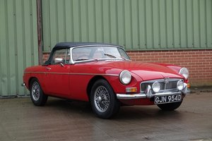 Picture of 1966 MGB Roadster For Sale by Auction