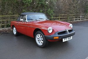 Picture of 1977 MGB Roadster For Sale by Auction