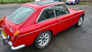 Picture of 1974 MGB GT , Photographic rebuild, Full sunroof For Sale