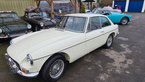 Picture of 1967 MGB GT MK1, Show Standard Rebuild For Sale