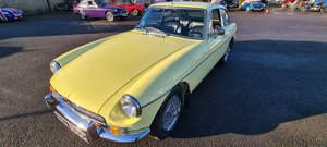 Picture of 1969 MGB GT HERITAGE SHELL in Primrose, Show standard, Upgraded. For Sale