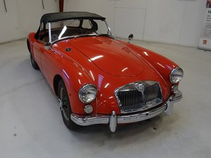 Picture of 1962  MG MGA 1600 Mark II Roadster – Last Production Year