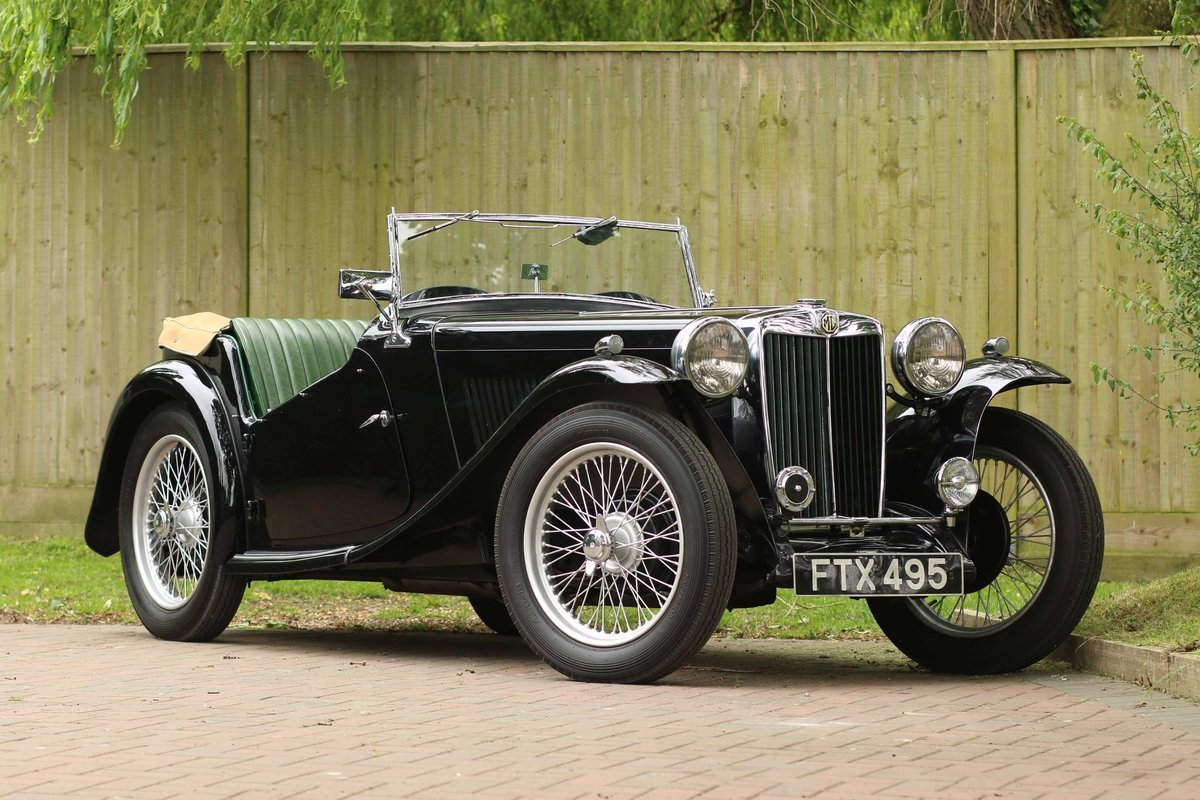 1946 MG TC For Sale (picture 1 of 10)
