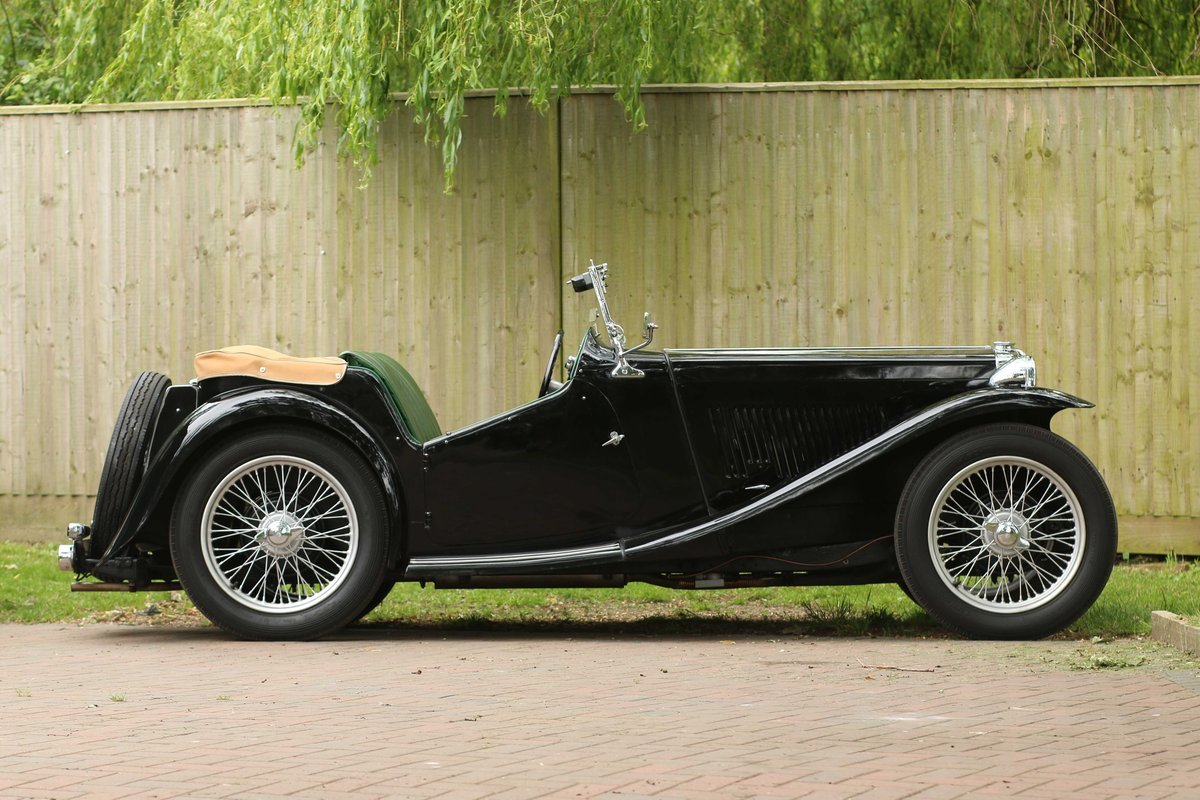 1946 MG TC For Sale (picture 2 of 10)