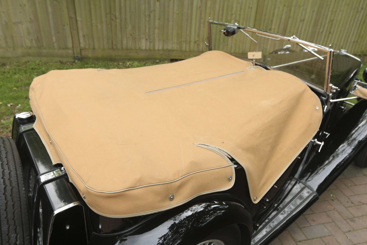 1946 MG TC For Sale (picture 4 of 10)