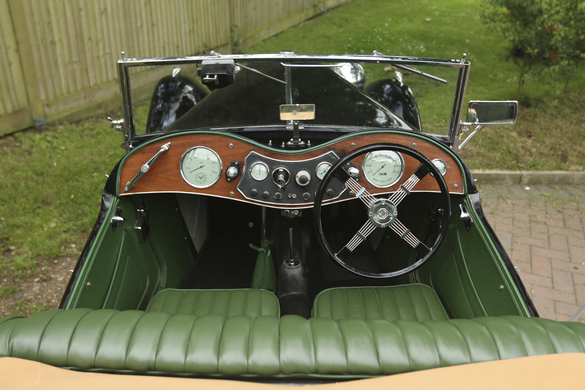 1946 MG TC For Sale (picture 6 of 10)