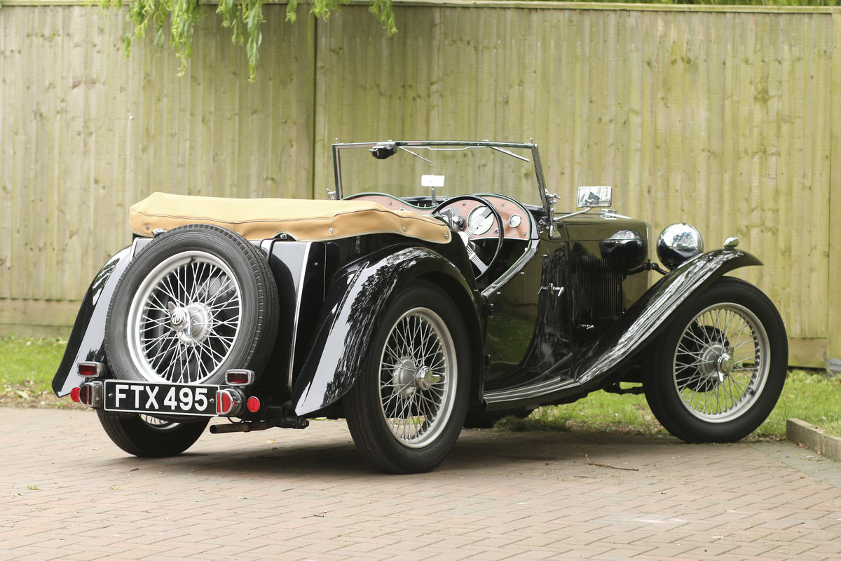 1946 MG TC For Sale (picture 10 of 10)