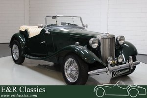 Picture of MG TD 1952 extensively restored For Sale