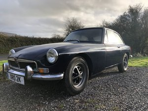 Picture of A 1971 MG BGT - 14/07/2021 For Sale by Auction