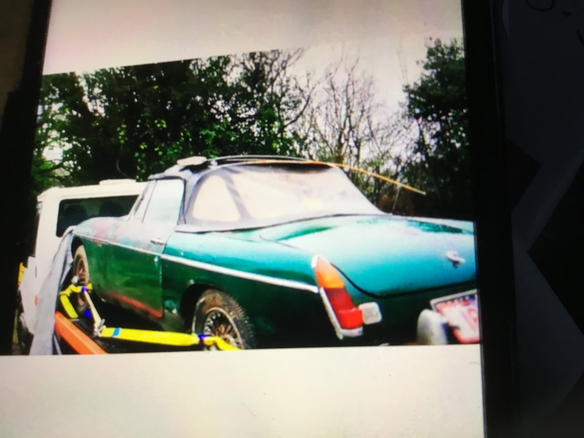 1968 Mgb roadster For Sale (picture 1 of 1)