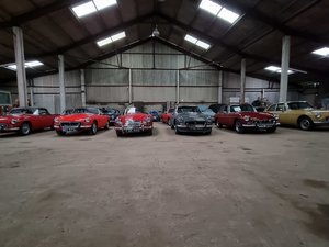 Picture of 1970 MG B GTs and MG B Roasters For Sale