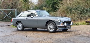 Picture of MG B GT, 1970, Grampian Grey SOLD