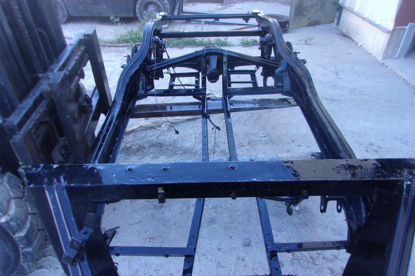 1955 thru 1962 MGA Coupe and Roadster Rolling Chassis For Sale (picture 2 of 10)
