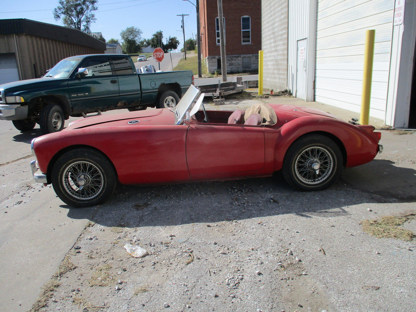 1960 MGA 1600 Roadster For Sale (picture 4 of 12)