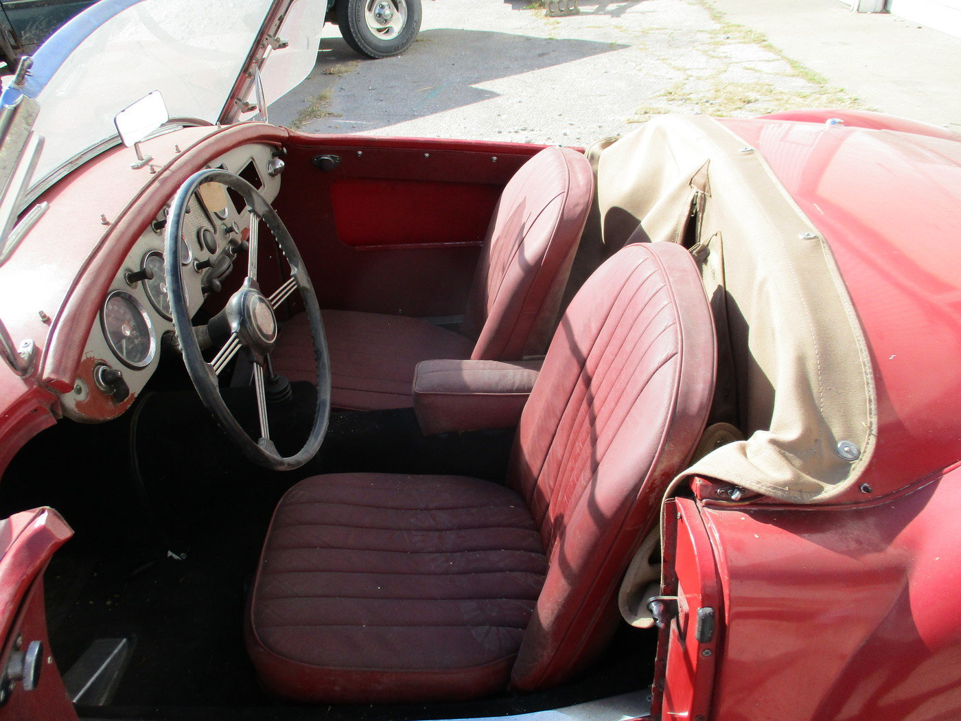 1960 MGA 1600 Roadster For Sale (picture 6 of 12)
