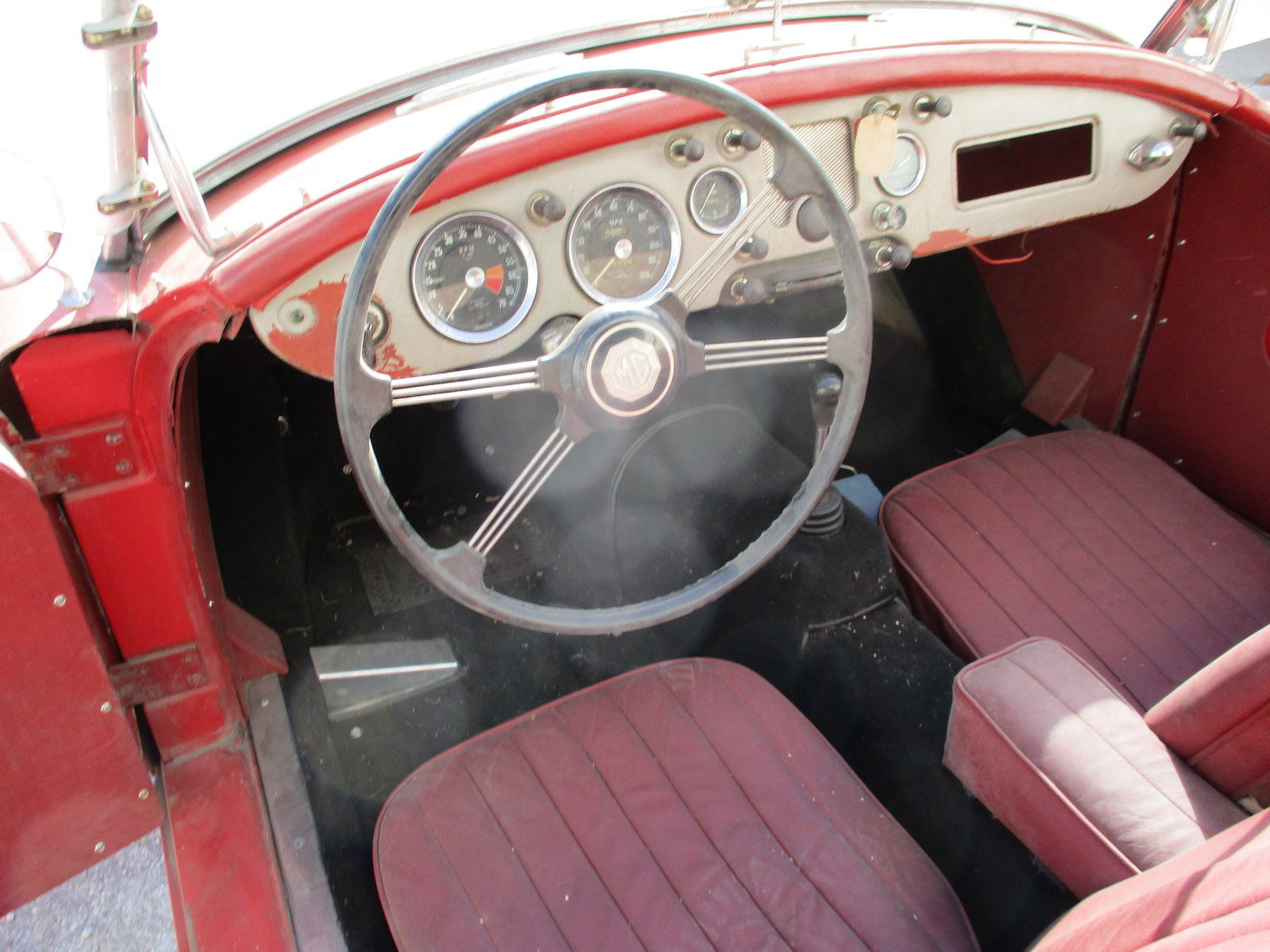 1960 MGA 1600 Roadster For Sale (picture 7 of 12)