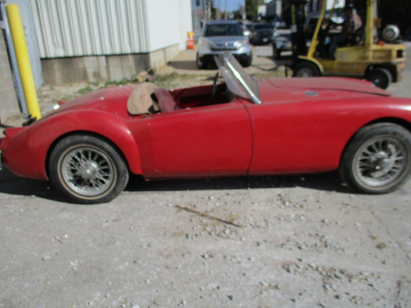 1960 MGA 1600 Roadster For Sale (picture 9 of 12)