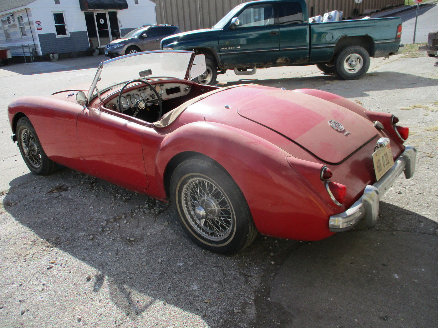 1960 MGA 1600 Roadster For Sale (picture 10 of 12)