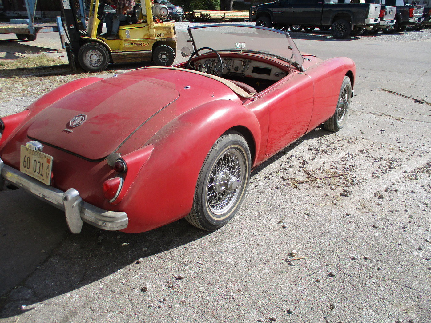 1960 MGA 1600 Roadster For Sale (picture 12 of 12)