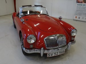 Picture of 1959 MG MGA Twin-Cam Roadster For Sale