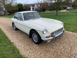 Picture of 1968 MG B GT For Sale