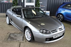 Picture of 2002 MGTF,FSH,LOW MILES,BOOT RACK,NEW HEADGASKET,BELT&PU For Sale