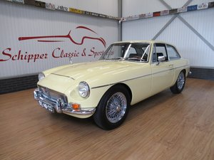 Picture of 1968 MG C GT Matching / Overdrive For Sale