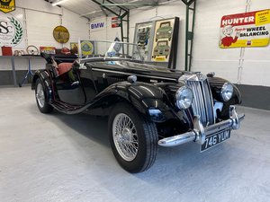 Picture of 1955 MG  TF LHD For Sale