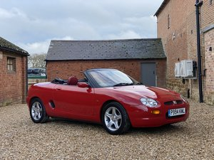 Picture of 1997 MGF 1.8i VVC Only 41,000 Miles. Power Steering SOLD