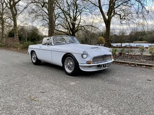 Picture of 1966 Frontline Developments MG B Abingdon Edition For Sale