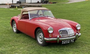 Picture of 1954 MGA Twin Cam SOLD