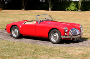 Picture of 1959 MG A Roadster for self-drive hire For Hire
