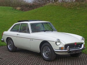 Picture of 1974 MG B GT V8 - Manor Park Classics For Sale by Auction