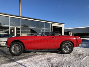 Picture of 1972 MGB 3.5 V8 Roadster For Sale