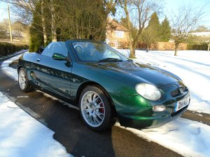 Picture of 2000 MGF 1.8 VVC SOLD