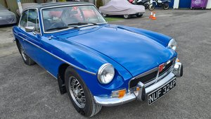 Picture of 1976 Factory GT V8 in Tahiti Blue For Sale