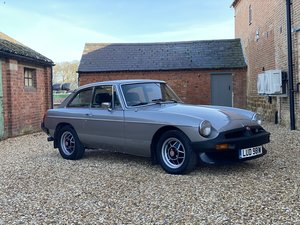 Picture of 1981 MGB GT LE Last Owner 14 Years Only 77000 Miles SOLD