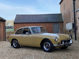 Picture of 1974 MGB GT Manual / Overdrive. Ready to Enjoy. For Sale
