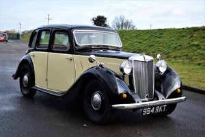 Picture of 1950 MG YA - MEGA RARE NOW. LOVELY EXAMPLE OF SPORTS SALOON! SOLD