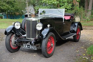 Picture of 1929 Vintage MG 6-cylinder 18-80 Two-Seat & Dickey For Sale