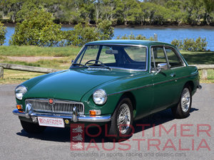 Picture of 1966 MGB GT SOLD