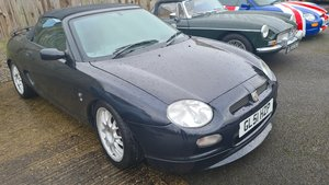 Picture of 2001 MGF Freestyle, rare model For Sale