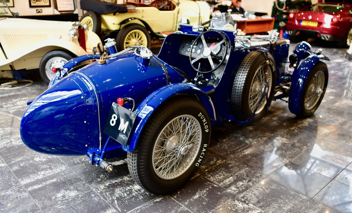 1934 MG MAGNETTE KN SPORTS TO 'K3' SPECIFICATION For Sale (picture 1 of 12)
