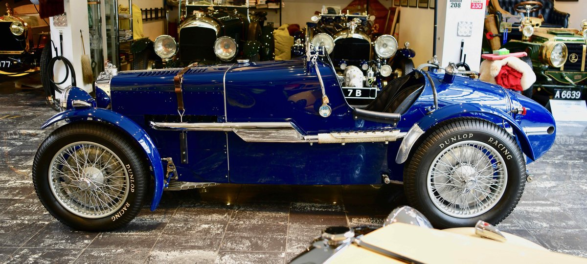 1934 MG MAGNETTE KN SPORTS TO 'K3' SPECIFICATION For Sale (picture 3 of 12)
