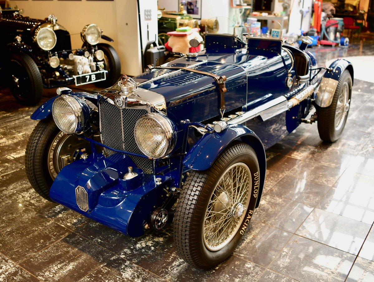 1934 MG MAGNETTE KN SPORTS TO 'K3' SPECIFICATION For Sale (picture 5 of 12)