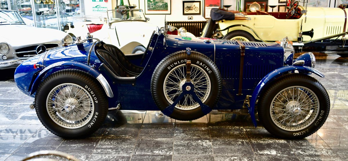 1934 MG MAGNETTE KN SPORTS TO 'K3' SPECIFICATION For Sale (picture 6 of 12)