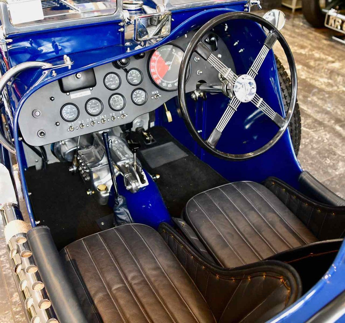 1934 MG MAGNETTE KN SPORTS TO 'K3' SPECIFICATION For Sale (picture 11 of 12)