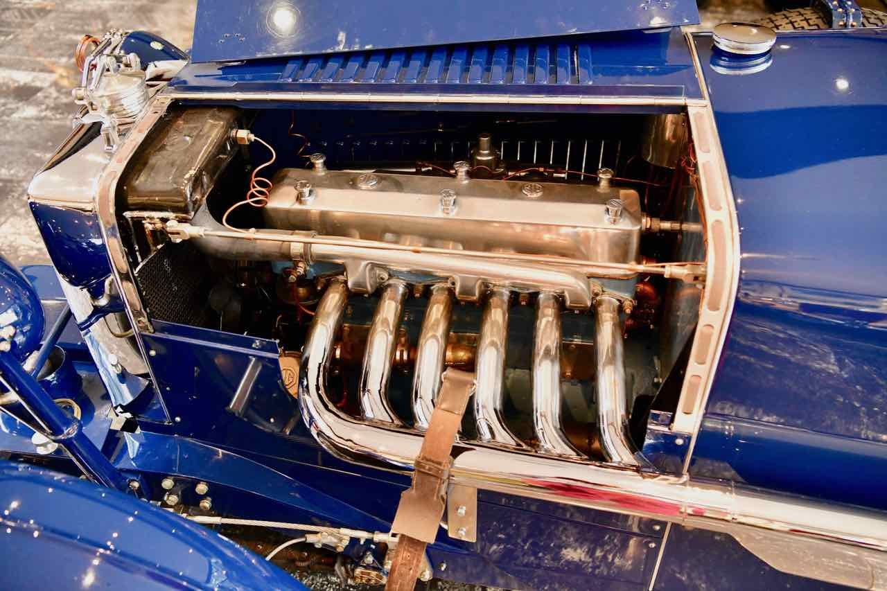 1934 MG MAGNETTE KN SPORTS TO 'K3' SPECIFICATION For Sale (picture 12 of 12)