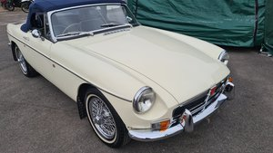 Picture of 1973 MGB HERITAGE SHELLS  7 IN STOCK For Sale